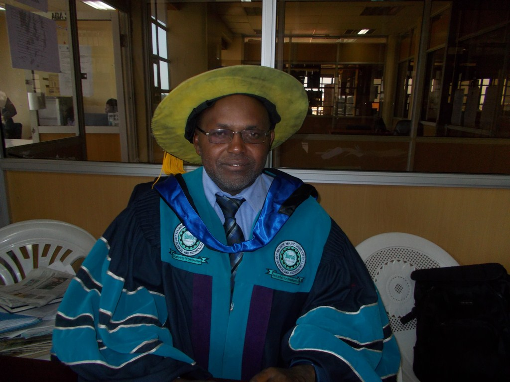 Dr. Samuel Mbuguah