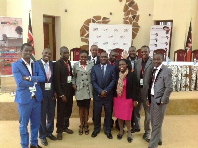 ICT Graduates for Presidential Digital Talent Programme