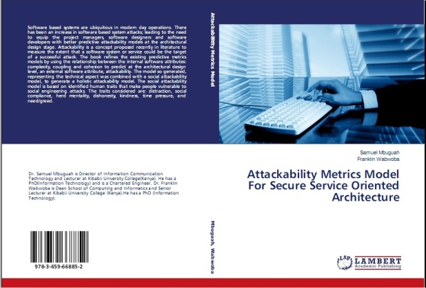 Book on Attackability Metrics Model