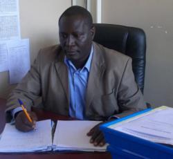 Prof. Franklin Wabwoba DEAN SCAI