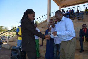 Unveiling Kibabii University Games31