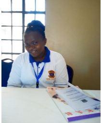 Ms Fanice Aseyo