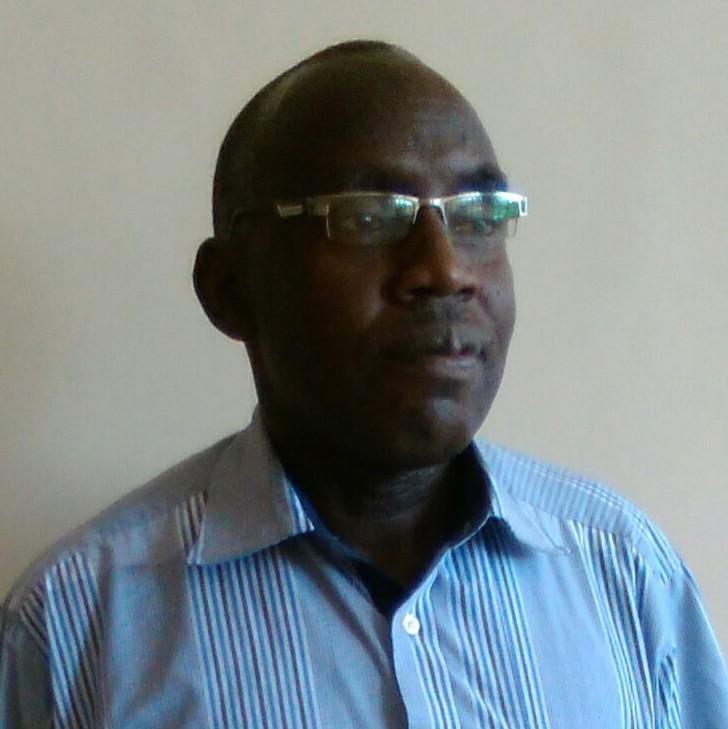 Dr. Richard Kipkemoi Ronoh