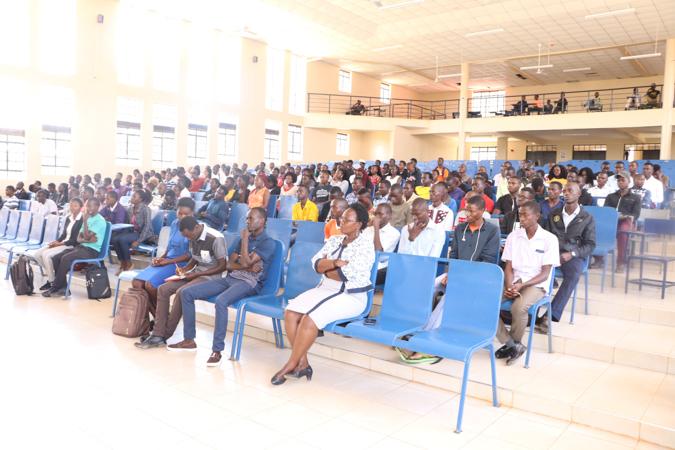 KIBU Host Safaricom Women in Technology Campus Outreach Album1