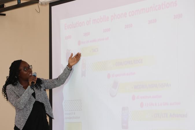 KIBU Host Safaricom Women in Technology Campus Outreach Gallery
