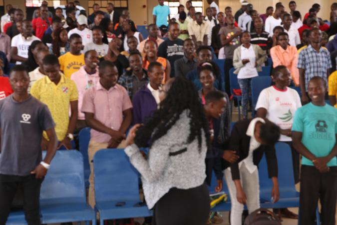 KIBU Host Safaricom Women in Technology Campus Outreach Album4