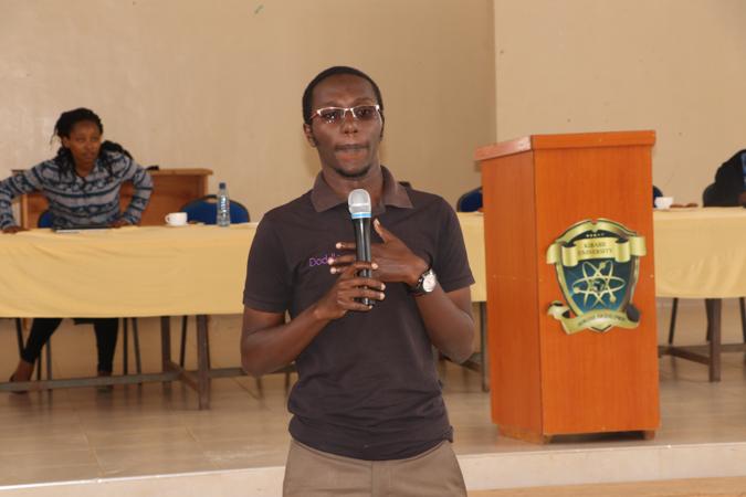 KIBU Host Safaricom Women in Technology Campus Outreach Album6